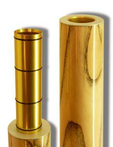 Woodslide Didgeridoo Teilbar (Detalansicht c)