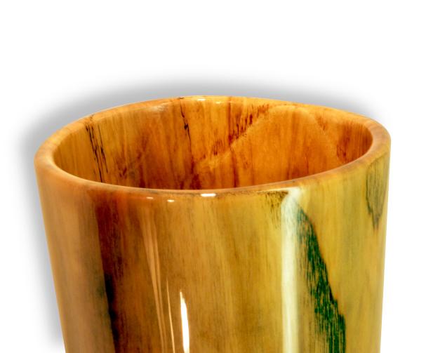 Original Woodslide Didgeridoo, Holz: Esche Design natur, Ansicht Bellend. Original Woodslide Didge, Wood: Ash Tree, Design: natur, View: Bellend